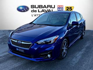 Used 2017 Subaru Impreza 2.0i Sport Hatchback ** Toit ouvrant ** for sale in Laval, QC