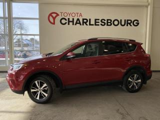 Used 2017 Toyota RAV4 XLE - TOIT OUVRANT for sale in Québec, QC