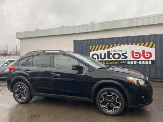 Used 2013 Subaru XV Crosstrek 2.0i 5 portes TVC avec groupe Limited for sale in Laval, QC