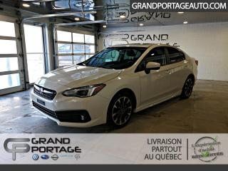 Used 2020 Subaru Impreza Sport 4 portes BA for sale in Rivière-Du-Loup, QC