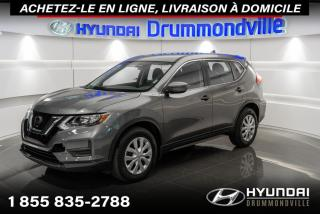 Used 2019 Nissan Rogue S + GARANTIE + CAMERA + CARPLAY + WOW !! for sale in Drummondville, QC
