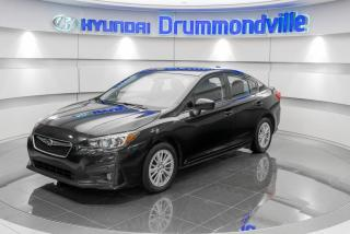 Used 2017 Subaru Impreza TOURING AWD + GARANTIE + CAMERA + WOW !! for sale in Drummondville, QC