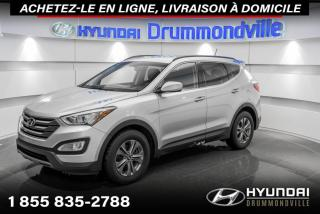 Used 2015 Hyundai Santa Fe Sport SE AWD + GARANTIE + A/C + MAGS + WOW !! for sale in Drummondville, QC