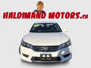 Used 2015 Honda Accord EX-L FWD for sale in Cayuga, ON
