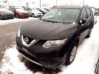 Used 2015 Nissan Rogue AWD 4dr S, BAS KILOMÉTRAGE for sale in Beauport, QC