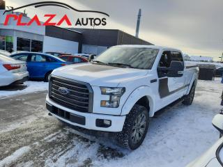 Used 2016 Ford F-150 4WD SuperCrew, SPORT for sale in Beauport, QC
