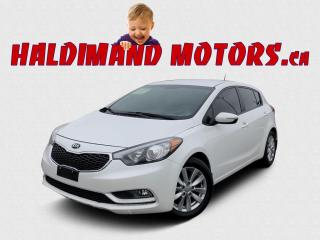 Used 2016 Kia Forte5 LX HATCHBACK 2WD for sale in Cayuga, ON