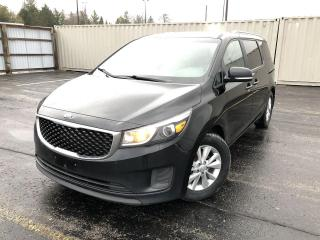 Used 2018 Kia Sedona LX FWD for sale in Cayuga, ON