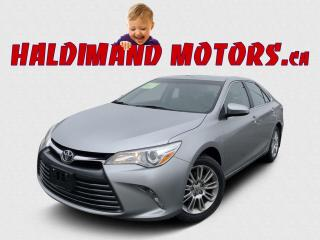 Used 2015 Toyota Camry LE for sale in Cayuga, ON
