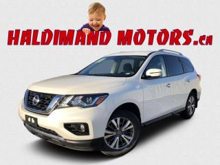 Used 2020 Nissan Pathfinder SV 4WD for sale in Cayuga, ON