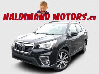 Used 2020 Subaru Forester LIMITED AWD for sale in Cayuga, ON