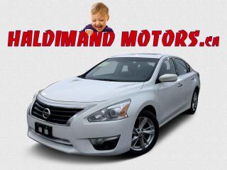 Used 2014 Nissan Altima SV for sale in Cayuga, ON