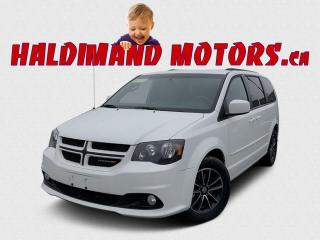 Used 2017 Dodge Grand Caravan GT FWD for sale in Cayuga, ON
