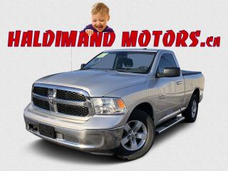 Used 2017 RAM 1500 SLT 2WD for sale in Cayuga, ON