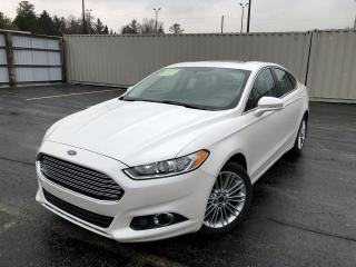 Used 2014 Ford Fusion SE for sale in Cayuga, ON
