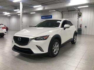 Used 2017 Mazda CX-3 GS.L - CAMERA + CUIR + JAMAIS ACCIDENTE !!! for sale in St-Eustache, QC