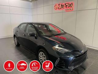 Used 2017 Toyota Corolla SE - MANUELLE - SIÈGES CHAUFFANTS for sale in Québec, QC
