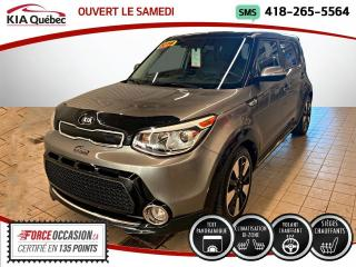 Used 2016 Kia Soul URBAIN* TOIT PANO* CUIR* CAMERA* for sale in Québec, QC