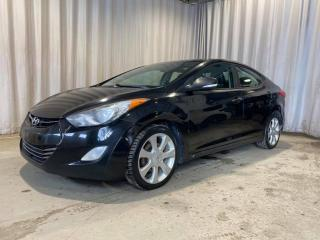 Used 2013 Hyundai Elantra ÉLANTRA LIMITED AVEC NAVIGATION FULL for sale in Sherbrooke, QC