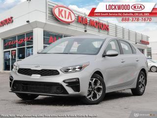 Used 2020 Kia Forte EX IVT for sale in Oakville, ON