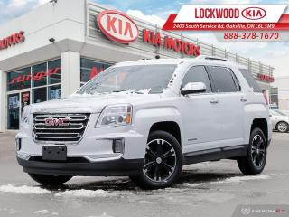 Used 2017 GMC Terrain AWD 4dr SLT | LEATHER | ROOF | NAV for sale in Oakville, ON