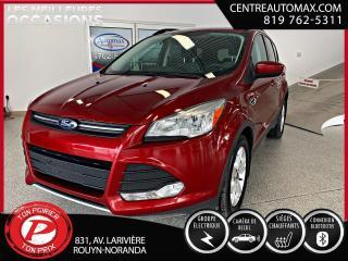 Used 2014 Ford Escape SE ( frais vip 395$ non inclus) for sale in Rouyn-Noranda, QC