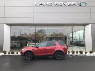 Used 2017 Land Rover Discovery Sport HSE 7 passenger for sale in Halifax, NS
