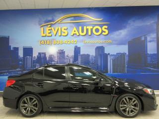Used 2017 Subaru Impreza WRX SPORT TECH GPS NAVIGATION CUIR TOIT OUVR for sale in Lévis, QC