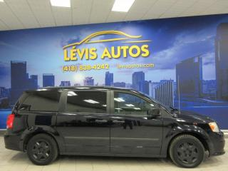 Used 2011 Dodge Grand Caravan SE 7 PASSAGERS 125 200KM  BAS KILO BAS P for sale in Lévis, QC