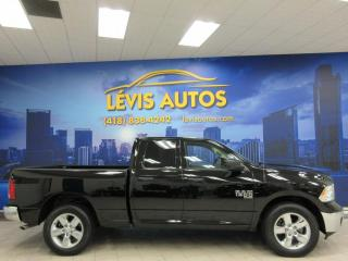 Used 2019 RAM 1500 Classic SLT QUAD CAB 17400KM COMME NEUF V6 TOUT for sale in Lévis, QC