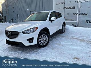 Used 2016 Mazda CX-5 GS AWD for sale in Rouyn-Noranda, QC