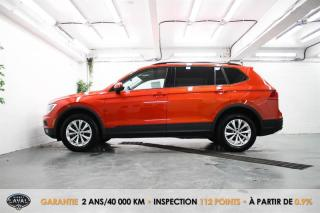 Used 2018 Volkswagen Tiguan Trendline 4MOTION + Caméra + Banc Chauffant for sale in Québec, QC