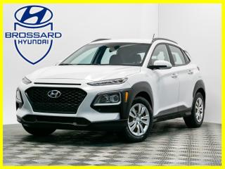 Used 2020 Hyundai KONA ESSENTIAL SIÈGES CHAUFFANTS BLUETOOTH CRUISE for sale in Brossard, QC