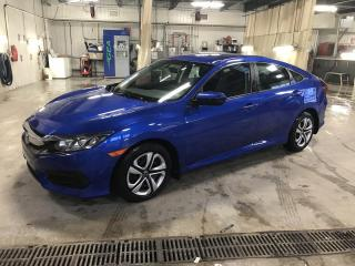 Used 2018 Honda Civic LX CVT for sale in Gatineau, QC