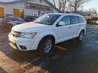 Used 2015 Dodge Journey R/T AWD for sale in Madoc, ON