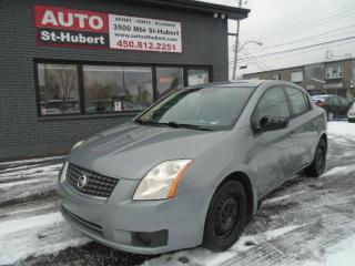 Used 2007 Nissan Sentra S**A/C**CRUISE**BAS KILOMÉTRAGE**WOW** for sale in St-Hubert, QC