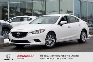 Used 2014 Mazda MAZDA6 GX AUTO AUBAINE MAGS AUTO AC MAGS BLUETOOTH++ for sale in Lachine, QC