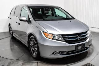 Used 2016 Honda Odyssey TOURING CUIR TOIT TVDVD GPS MAGS for sale in Île-Perrot, QC