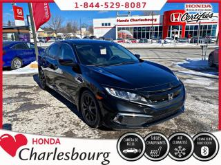 Used 2019 Honda Civic LX AUTOMATIQUE**GARANTIE GLOBAL** for sale in Charlesbourg, QC