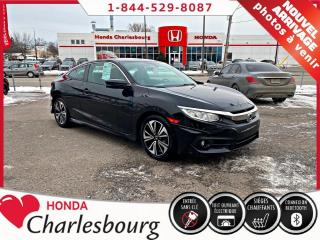 Used 2016 Honda Civic EX COUPE AUTOMATIQUE***29 663 KM*** for sale in Charlesbourg, QC