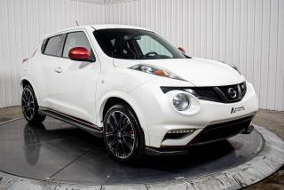 Used 2014 Nissan Juke NISMO RS 6 VITESSES MAGS for sale in St-Hubert, QC