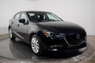 Used 2017 Mazda MAZDA3 GT A/C MAGS TOIT CAMERA DE RECUL for sale in St-Hubert, QC