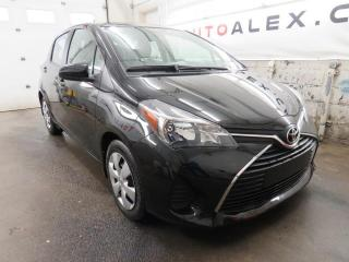 Used 2015 Toyota Yaris LE AUTOMATIQUE A/C BLUETOOTH CRUISE for sale in St-Eustache, QC