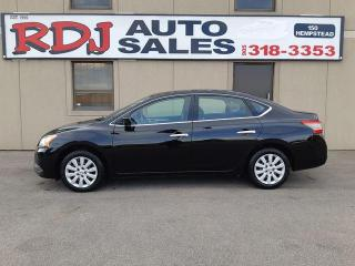 Used 2015 Nissan Sentra S ACCIDENT FREE,1 OWNER for sale in Hamilton, ON