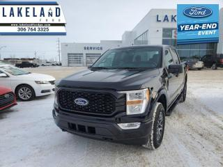 New 2021 Ford F-150 XL  - STX Package - Cruise Control - $323 B/W for sale in Prince Albert, SK