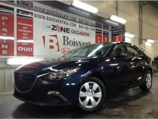 Used 2014 Mazda MAZDA3 GX-SKY AUTOMATIQUE CLIMATISEUR FINANCEMENT FACILE for sale in Blainville, QC