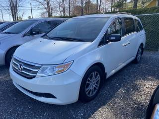 Used 2013 Honda Odyssey ** EX ** PNEUS HIVER NOKIAN for sale in Victoriaville, QC
