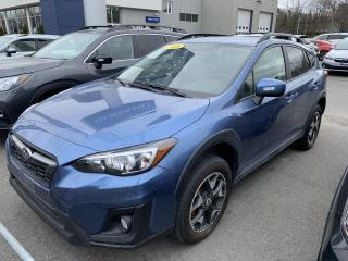 Used 2018 Subaru XV Crosstrek Tourisme manuelle for sale in Victoriaville, QC