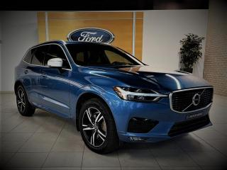 Used 2019 Volvo XC60 R-DESIGN/T6 - AWD - FULL - BAS PRIX for sale in Drummondville, QC
