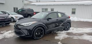 New 2021 Toyota C-HR XLE Premium NIGHTSHADE for sale in Port Hawkesbury, NS